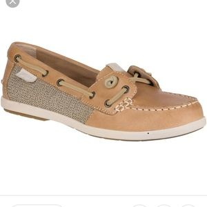 NWT Sperry top-spider Coil Leather boat shoes.  7